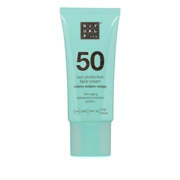 50 Sun Protection Face Cream