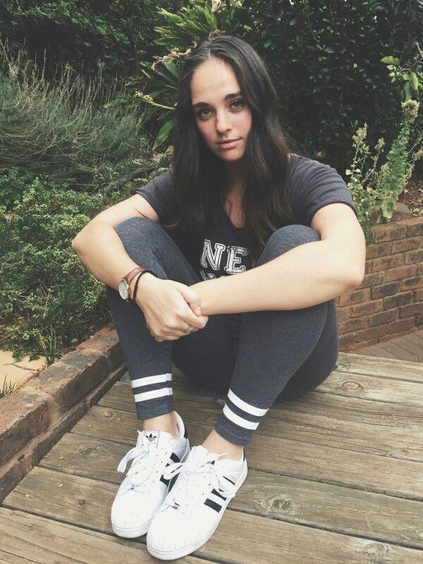 Geenay Laubscher X Adidas