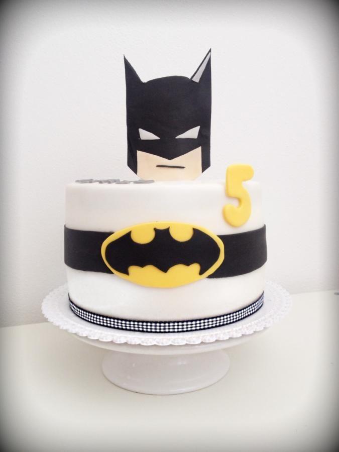 Batman - Cake by Dasa