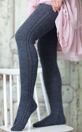 Novita Oy - Sock Patterns. On Ravelry.http://www.ravelry.com/patterns/library/15-pitkavartiset-polvenylisukat