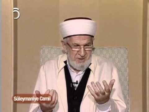 Prof. Dr. Cevat Akşit Hoca   Süleymaniye Dersleri [2]   TV5