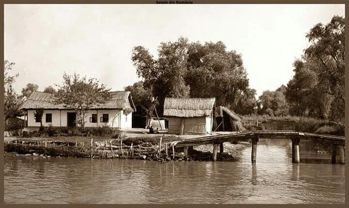 Casa de pescar din Sulina , Tulcea.1918