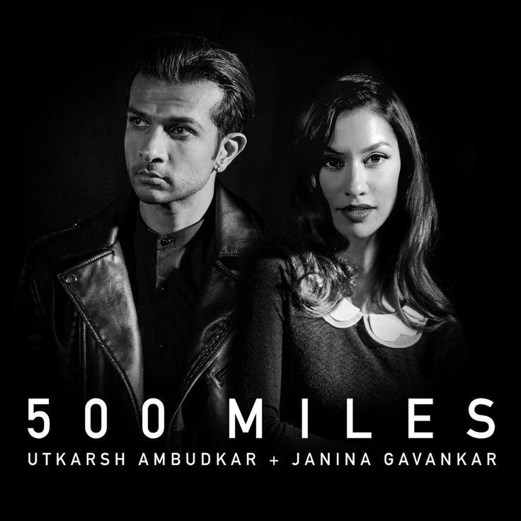"""You need to hear Utkarsh Ambudkar and Janina Gavankar's hauntingly beautiful cover of """"500 Miles"""""""