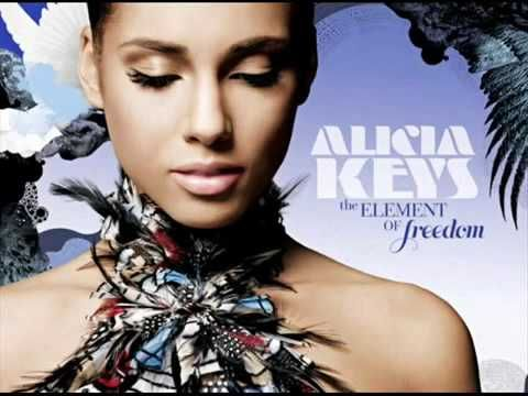 Alicia Keys - Almost There Lyrics