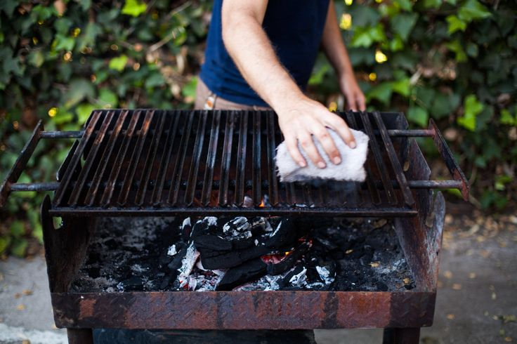 Secrets of a Grill Master: Zack Paul's Argentine Grill — Outdoor Tour