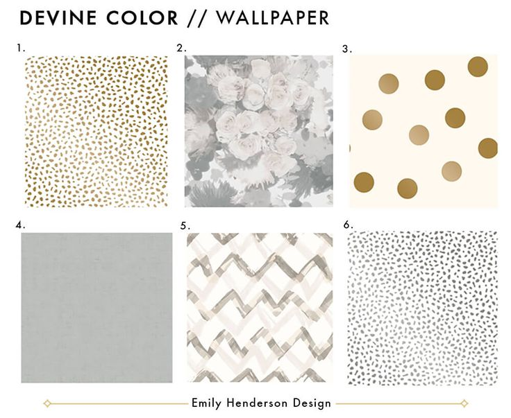 Emily Henderson Devine Color Tempaper Temporary Wallpaper Studio Makeover Blue white and black Organization Wallpaper Roundup