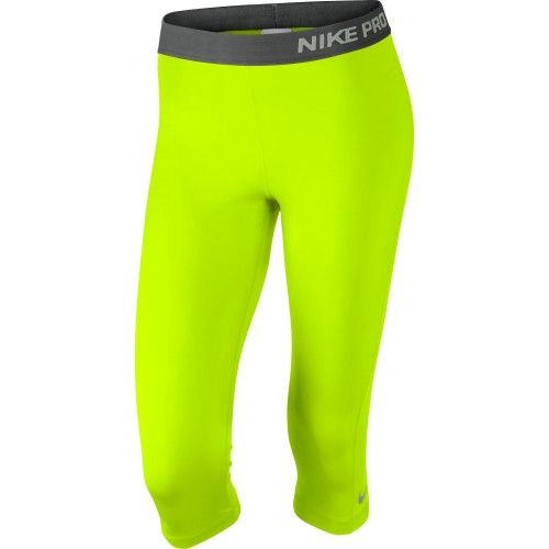 Nike  Pro Capri Dames! A lil gift for my hard work& to help keep me motivated! SUPER comfy