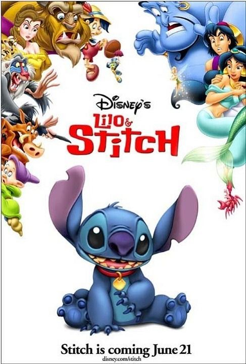 Disney Trivia, Disney promotedLilo and Stitchwith a series of...