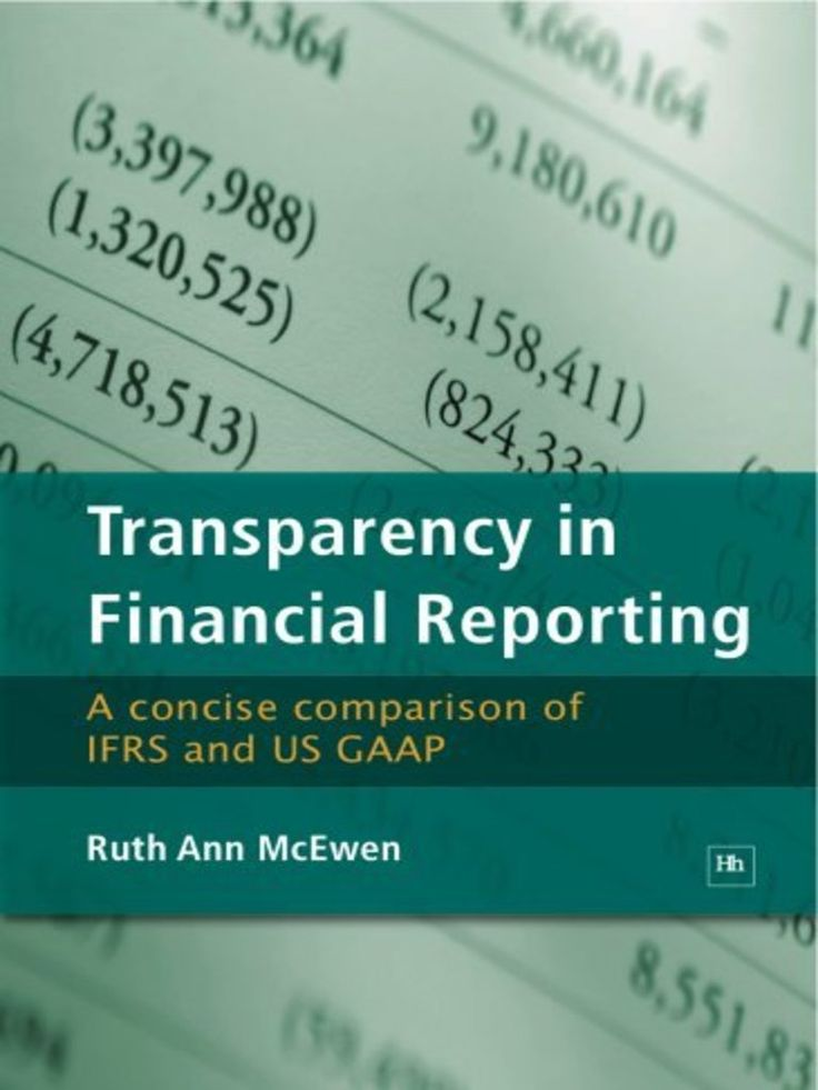 Transparency in Financial Reporting: A concise comparison of IFRS and US GAAP on Scribd