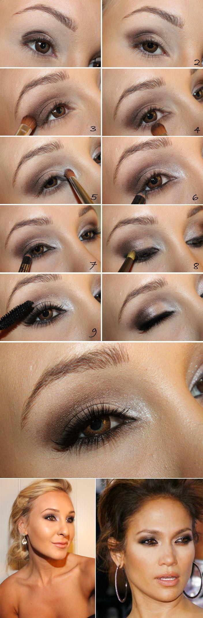 377 best images about maquillaje de novia dicas de