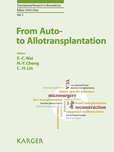 From Auto- to Allotransplantation (Translational Research in Biomedicine, Vol. 5)