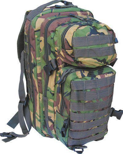 DPM Camo Small 28 ltr Daysack Army Camping Rucksack Assault Pack