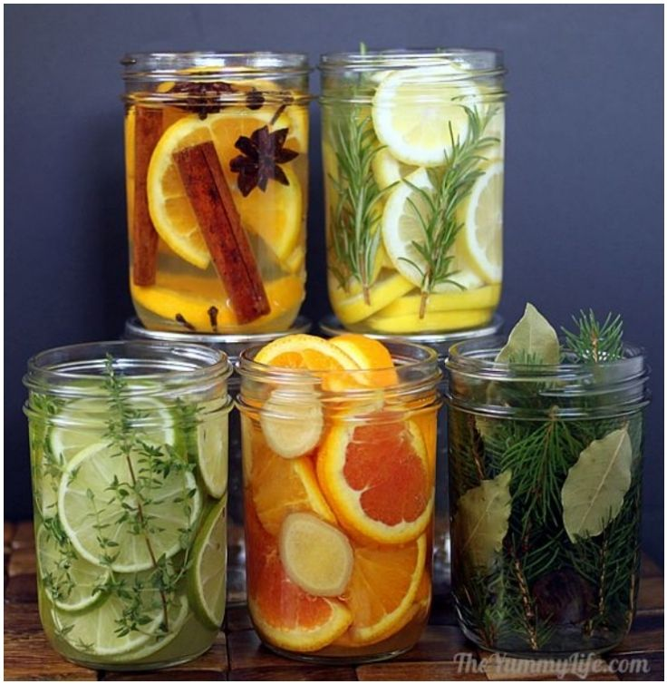 10 Must Try DIY Potpourri Scents to keep your home smelling fresh and natural all year long!