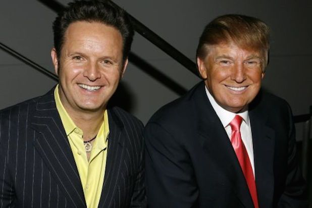 "The producer of NBC's ""The Apprentice,"" Mark Burnett, threatened law suits against staffers who leak unaired outtakes which show Donald Trump in a disparaging light, BuzzFeed News reports.  The outlet interviewed more than 20 former ""Apprentice"" contestants, crew members and editors who said Trump was"