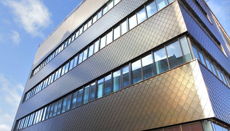 Pharma Science Center in Copenhagen (Denmark) / Pharma Science Center w Kopenhadze (Dania).