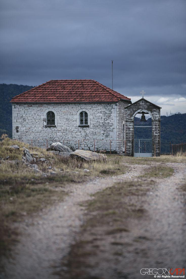Small church at Platanos Nafpaktias