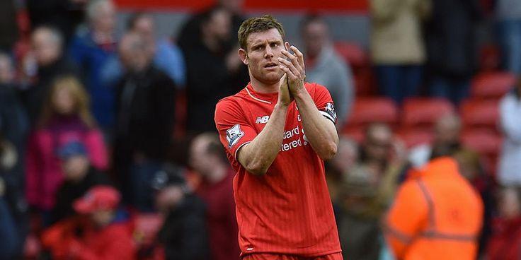 Meski Terpaksa, James Milner Siap Jadi Bek Kiri Liverpool