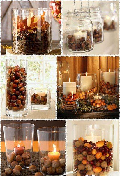 Осенний декор...