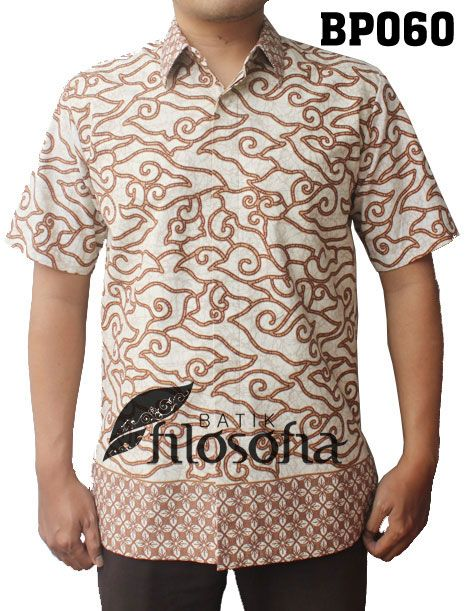 - Kode BP060 – Batik Printing – Bahan katun – Puring Dormeuil England – Harga Rp. 225.000  Out of stock