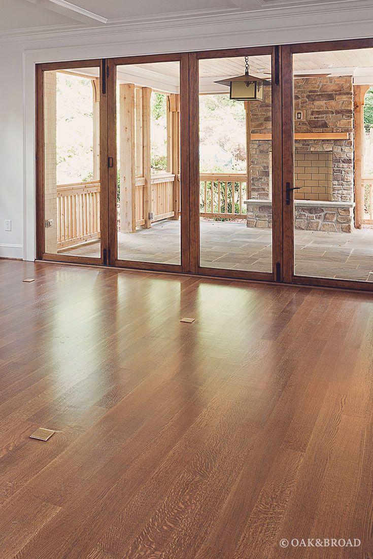16 best quarter rift sawn wood floors hull forest for Hardwood floors atlanta