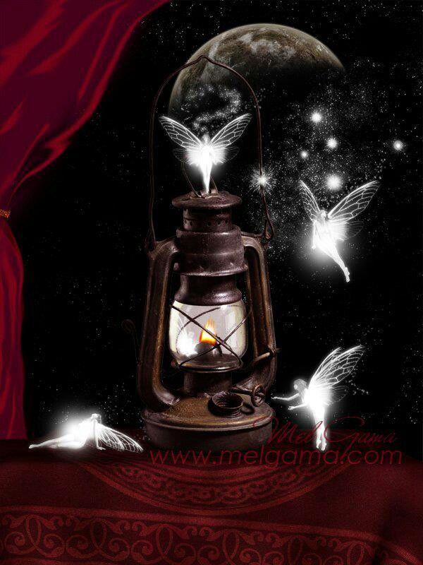 Creer en las hadas es tener magia en el corazón.