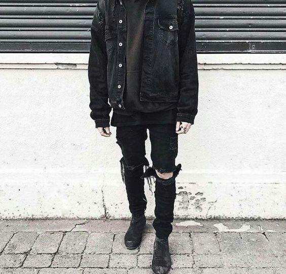 Grunge Aesthetic | Trending fashion outfits, Hipster mens ...