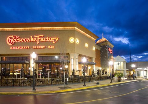 The Cheesecake Factory store front