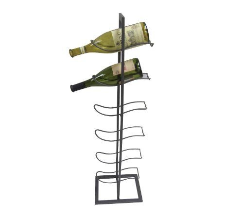Wine Racks - Deco 79 Metal Wine Rack 35 by 10Inch -- You can find out more details at the link of the image.