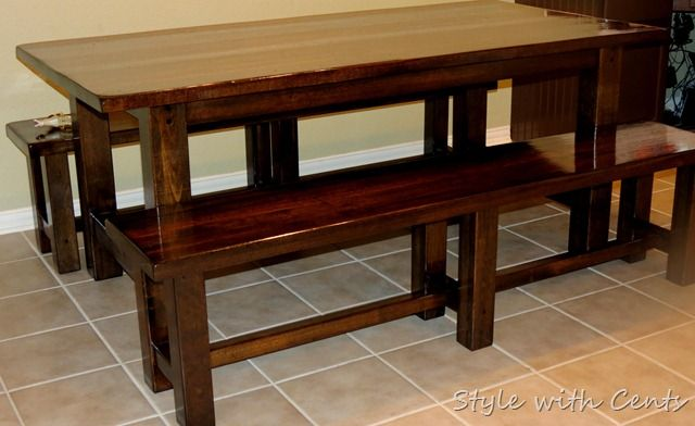 17 Best Images About Table Ideas On Pinterest Stains Refinished Table And New Kitchen