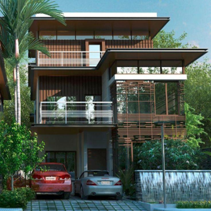 Citrus polaris are the premium villas in bangalore located in Hennur.