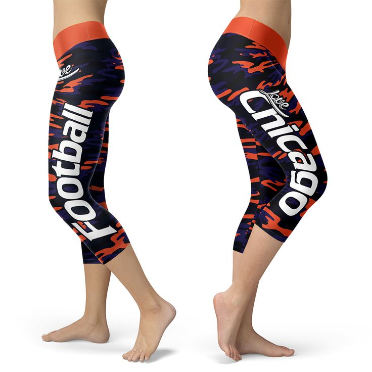 Just in.......Chicago Football ... and Flying out the door! http://swagonin.com/products/chicago-football-camo-capris?utm_campaign=social_autopilot&utm_source=pin&utm_medium=pin