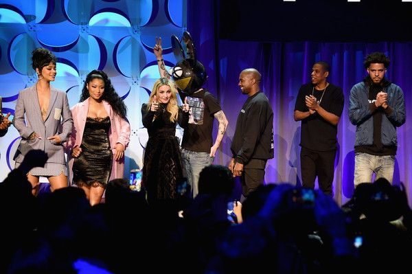 Madonna Photos: Tidal Launch Event NYC #TIDALforALL