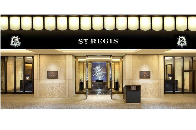 セント レジス ホテル 大阪が関西在住在勤者向けの宿泊プランを発売