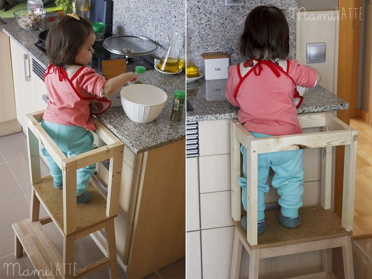 Torre de aprendizaje: material Montessori | MamiLatte