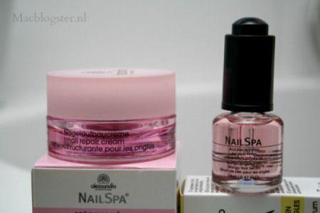 Nail care 112: Alessandro Nail Spa & Herome hydrating gel