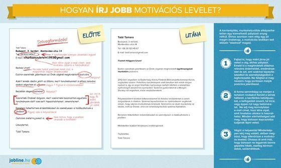 Motivációs levél, amivel befuthat az álláskereső