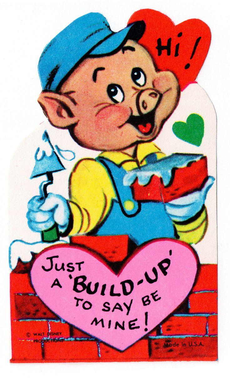 297 best Disney Valentines images on Pinterest | Happy ...