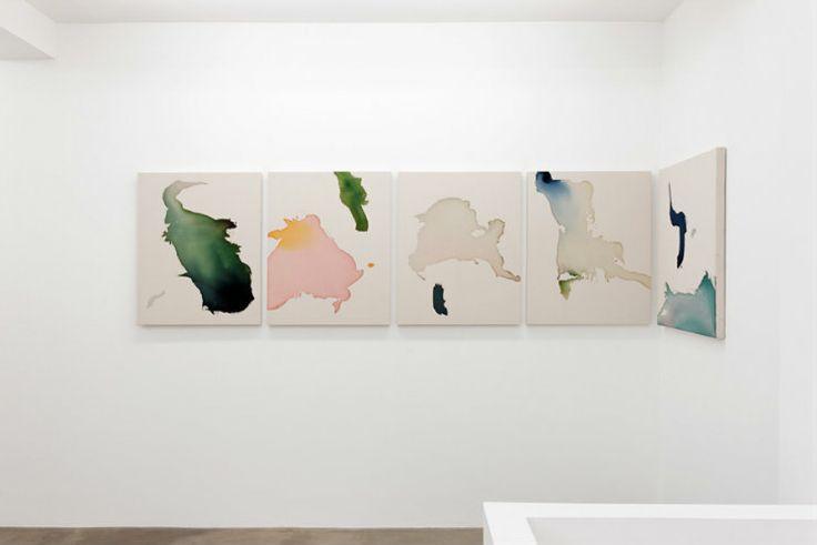 Still, TORRI, Paris Installation by artist Landon Metz