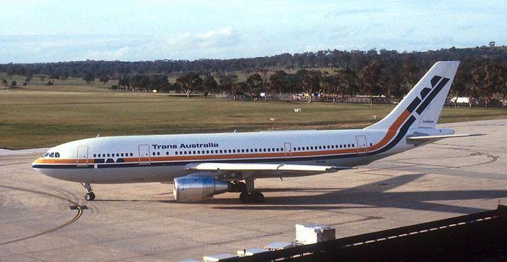 TAA Airbus Industrie A300-B4  (VH-TAA)
