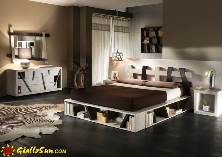 camera da letto etnica Foto: