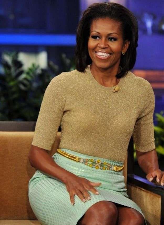 Guerra de estilos entre Michelle Obama y Kate Middleton: fotos de los looks (11/41) | Ellahoy