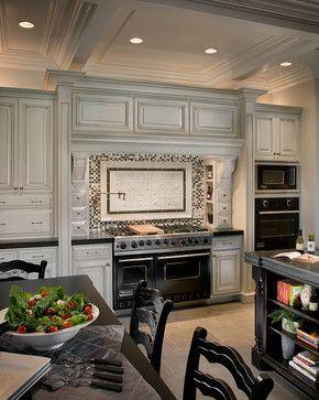 25 Glamorous Gray Kitchens   TIDBITS