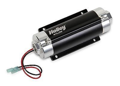 Holley Fuel Pump HP Billet 70 gph 80 psi. -8 AN O-Ring Inlet Outlet Each
