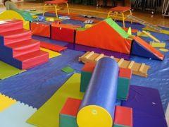Toddler Sense Class Play Equipment