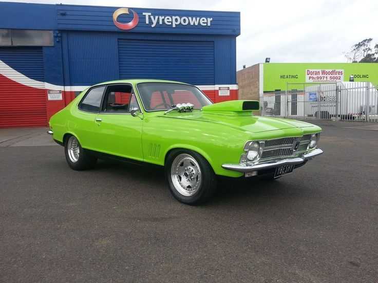 LC TORANA COUPE DRAG/ STREET CAR