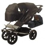 Mountain Buggy Duo black   2 Carrycots - Collection 2015