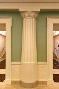 Bronx Community College - Greek Doric Column - Chadsworth's 1.800.COLUMNS - www.columns.com