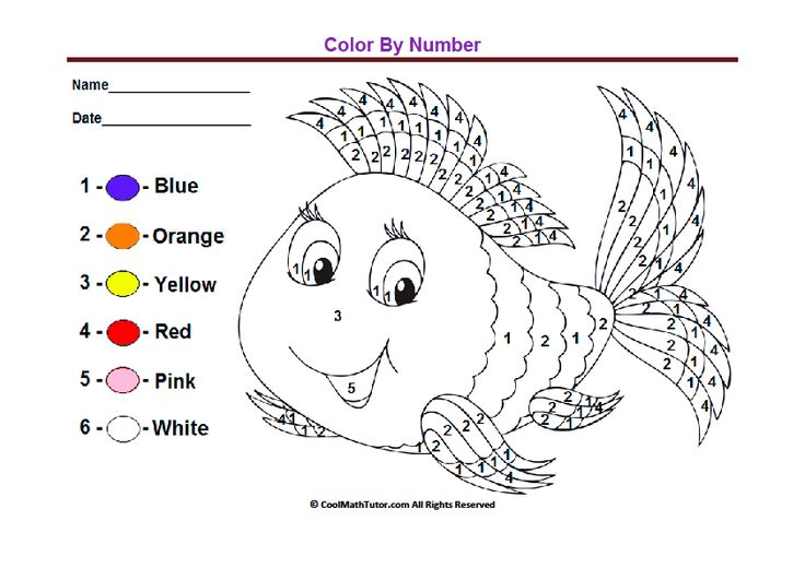 17 Best images about Color by Number for Adults and ...