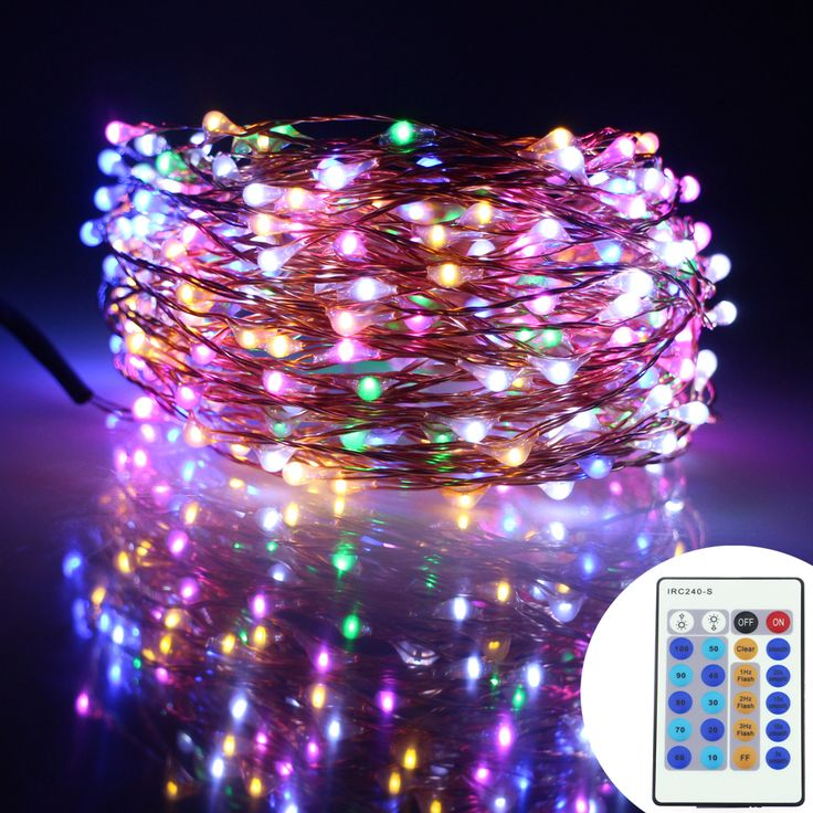 145 Best Holiday Lighting Images On Pinterest 3mm Led Ball  - Christmas Lights Remote Control