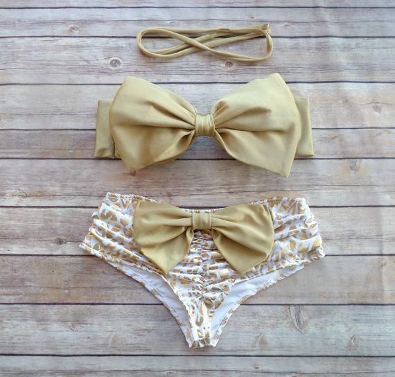 Incroyable maillots de bain Bikini arc avec Style par Bikiniboo